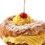 Zeppole for St. Joesph's Day