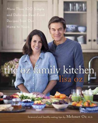 The Oz Family Kitchen; Lisa Oz