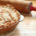 Thanksgiving Meatless Mincemeat Pie