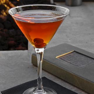 The Perfect Manhattan Cocktail