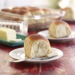 Homemade Potato Rolls