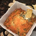 The Ultimate Super Bowl Spinach Dip