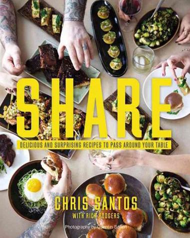Share; Chris Santos